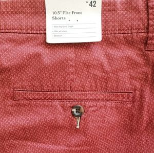 Other - flat front short, casual